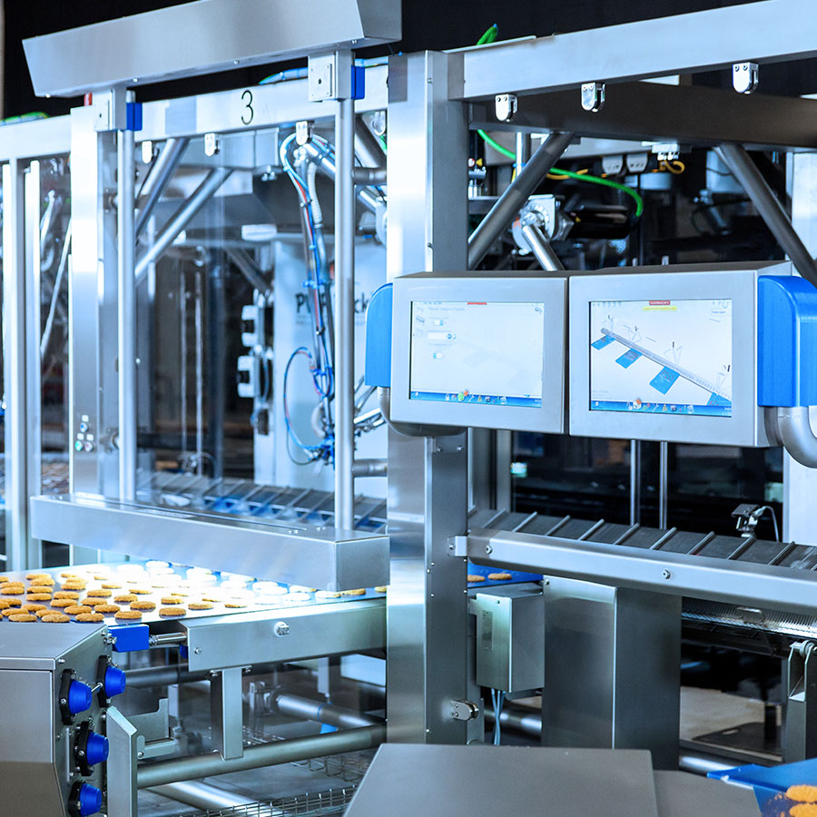 PWR Automated Robotic Food Packaging