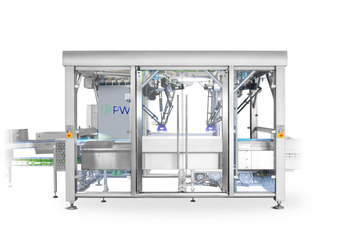 PWR robotic packaging solution