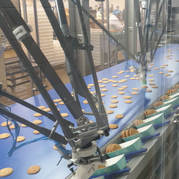 Packaging Biscuits